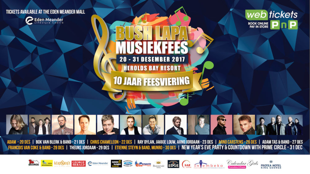 Bush Lapa Musiekfees_Facebook Event